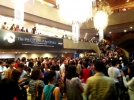 The lobby in Manilla for PHANTOM