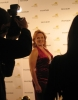 Rebecca Spencer on the Red Carpet for Phantom - The Las Vegas Spectacular