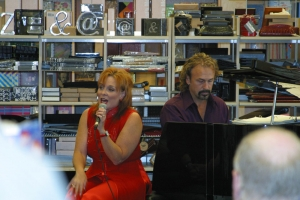 Rebecca Spencer in Concert at Barnes and Noble in Las Vegas